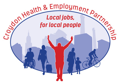 Croydon Health and Employment Partnership Logo