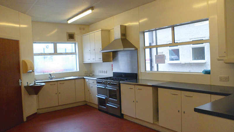 Kitchen at Cornerstone House