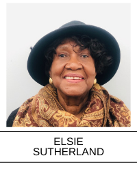 Photo of Elsie Sutherland