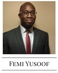 Photo of Femi Yusoof