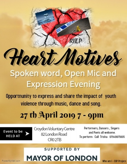 Event: Heart Motives - Croydon Voluntary Action